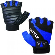 FOX-FIGHT BATTLE BLUE Fitness- Kraftsporthandschuhe aus...