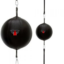 FOX-FIGHT Doppelendball Double End Ball aus echtem Leder