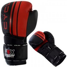 FOX-FIGHT CYCLON Boxhandschuhe aus PU Leder
