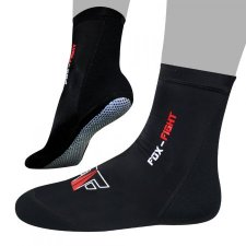 FOX-FIGHT Rutschfeste MMA Socken Traingssocken