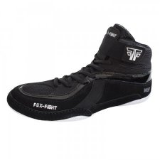 FOX-FIGHT W9 Ringer Wrestling Schuhe aus Wildleder