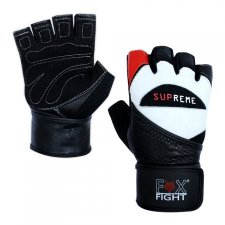 FOX-FIGHT SUPREME Fitness- Kraftsporthandschuhe aus...