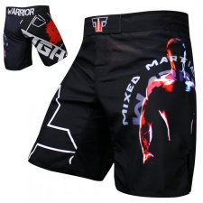 WARRIOR MMA Shorts / Satin
