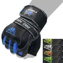 FOX-FIGHT PRO WRIST BLUE Fitness- Kraftsporthandschuhe...